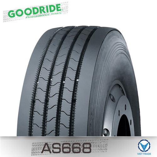 Lốp xe Goodride 10R22.5 AS668