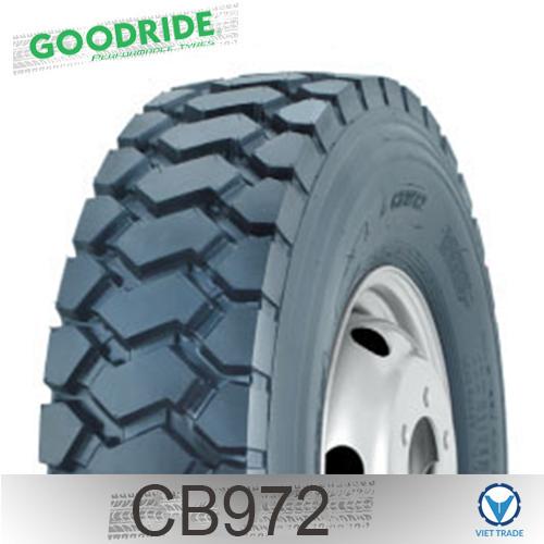 Lốp xe Goodride 9.00R20 CB972