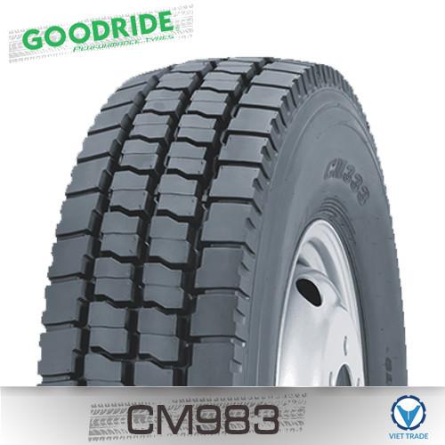 Lốp xe Goodride 385/65R22.5 CM983
