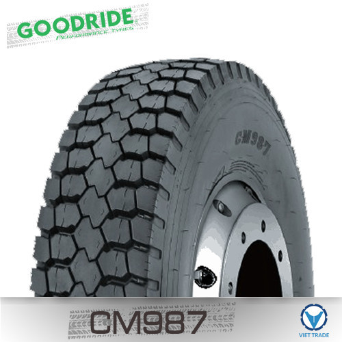 Lốp xe Goodride 9.00R20 CM987