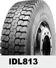 Lốp xe Ling long 12R22.5 DL813