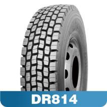 Lốp xe Double Road 295/80R22.5 DR814