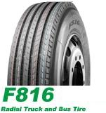 Lốp xe Leao 12R22.5 F816