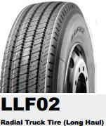 Lốp xe Ling long 385/65R22.5 LLF02